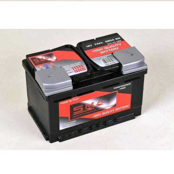 batteria auto 80Ah