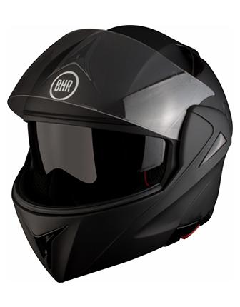 casco modulare nero bhr 705 energy