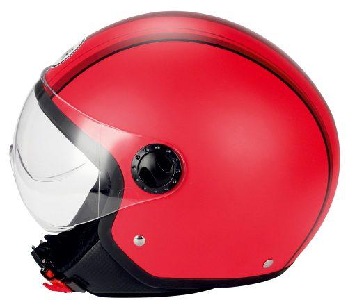 casco demi jet bandage opaco